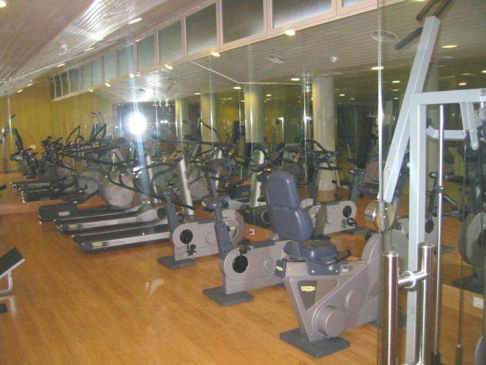 Fitnessraum - Gupotel Santa Eularia Ibiza Grupotel Santa Eularia & Spa