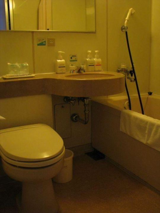 Bathroom ibis Hotel Tokyo Shinjuku