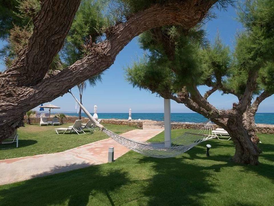 Sea view Pyrgos Beach Hotel