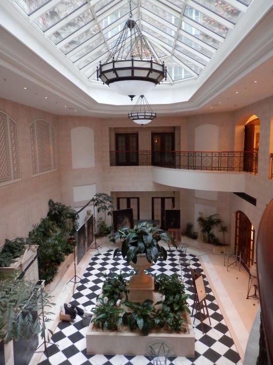 Wintergarten Hotel Adlon Kempinski Berlin Berlin Mitte