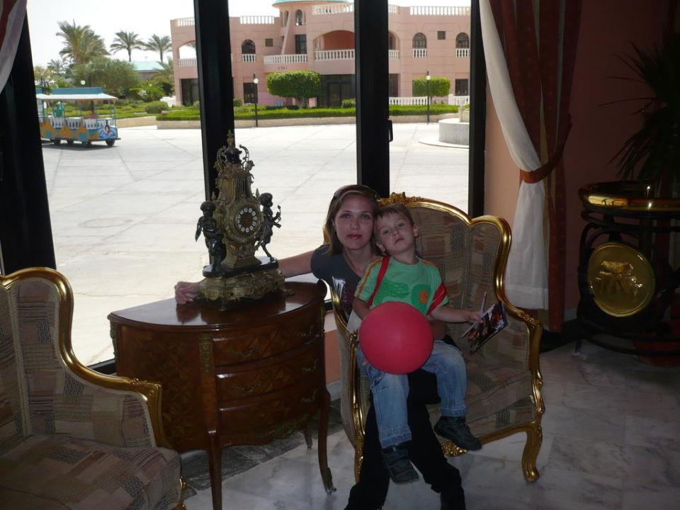Красота отеля Crystal Beach Hotel & Aquapark