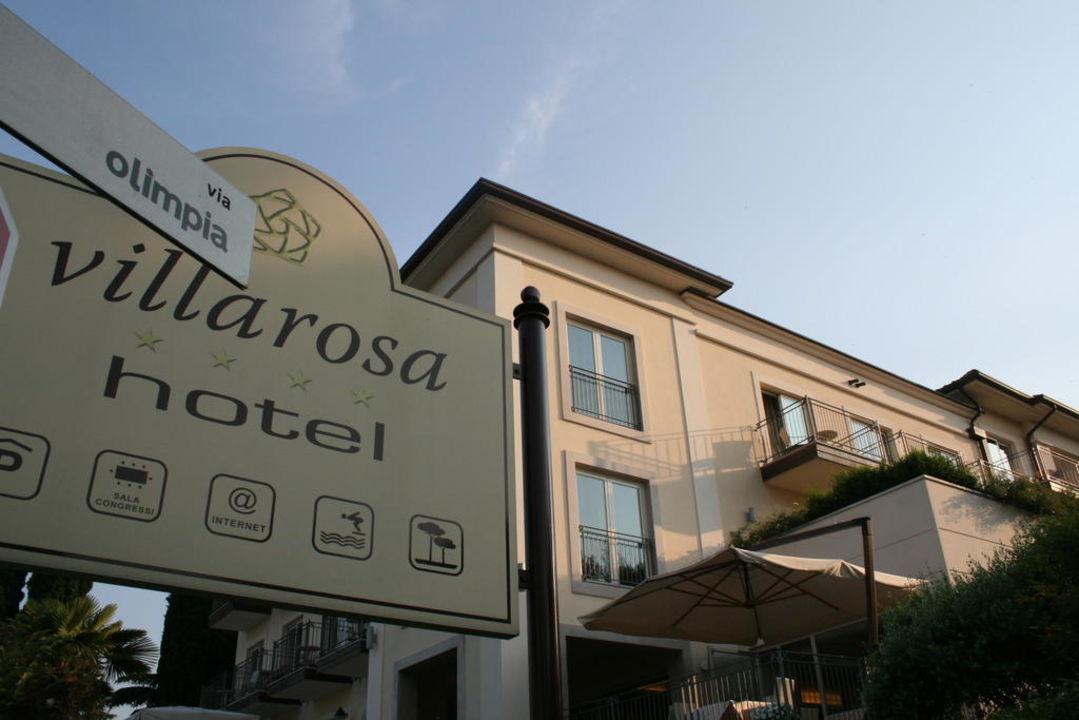 Hotel Villa Rosa Garda