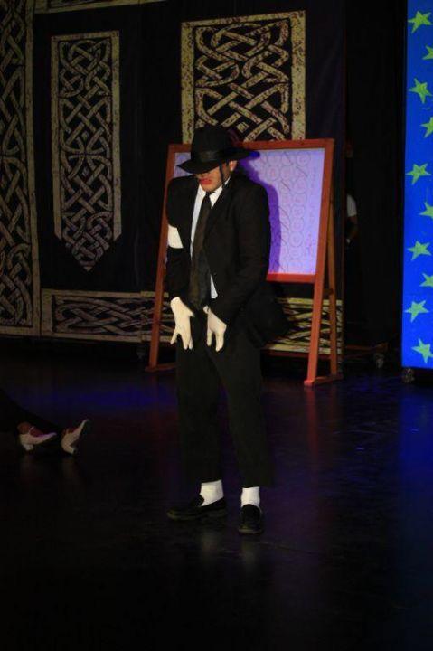 Michael Jackson 01-10-2010 Trendy Aspendos Beach Hotel