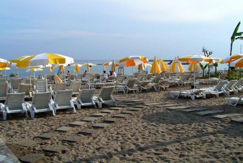 Strand am Gardenia Beach Hotel Gardenia Beach