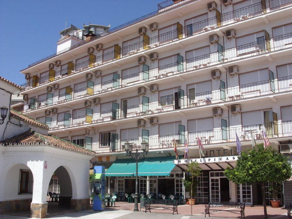 Blick aufs Hotel Hotel Torremolinos Centro