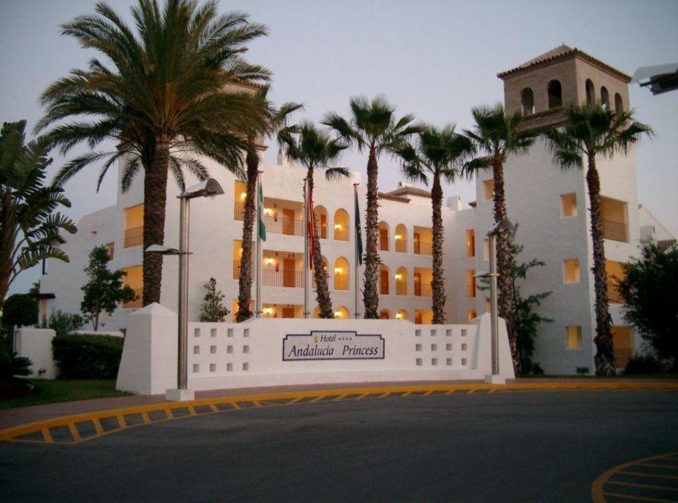 Außenansicht der Anlage Hotel Ibersol Resort (Vorgänger-Hotel - existiert nicht mehr)