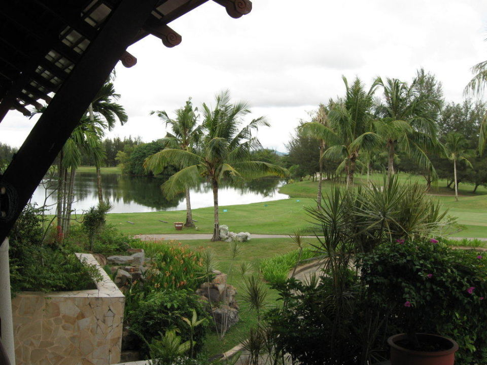 Golf und Country-Club Hotel Shangri-La Rasa Ria Resort