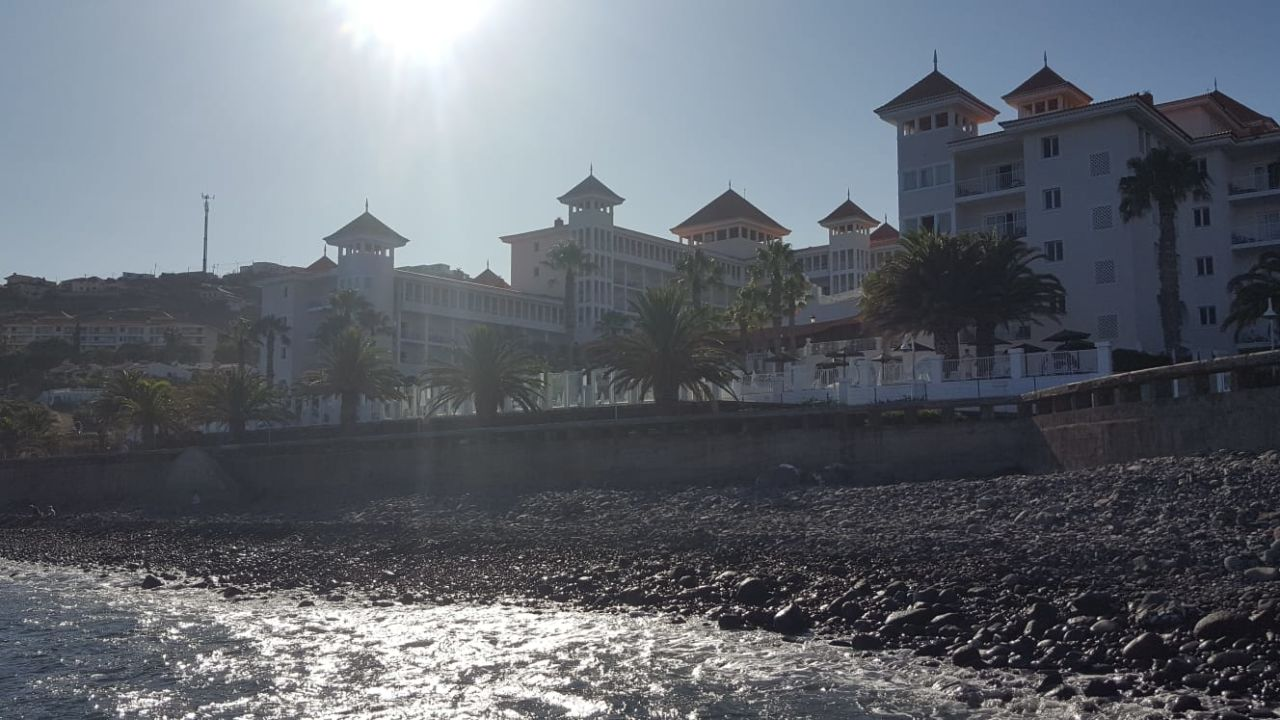Außenansicht Hotel Riu Palace Madeira
