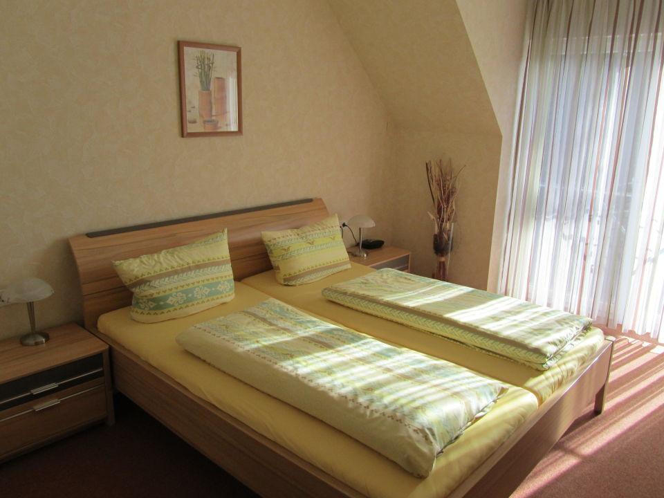 Das Nette Doppelzimmer Pension Am Schlossberg Reichenberg