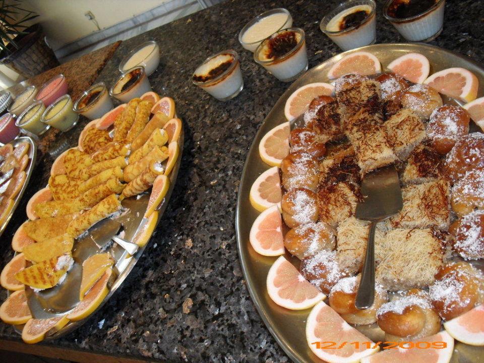 Noch mehr Kalorien Hotel Süral Saray