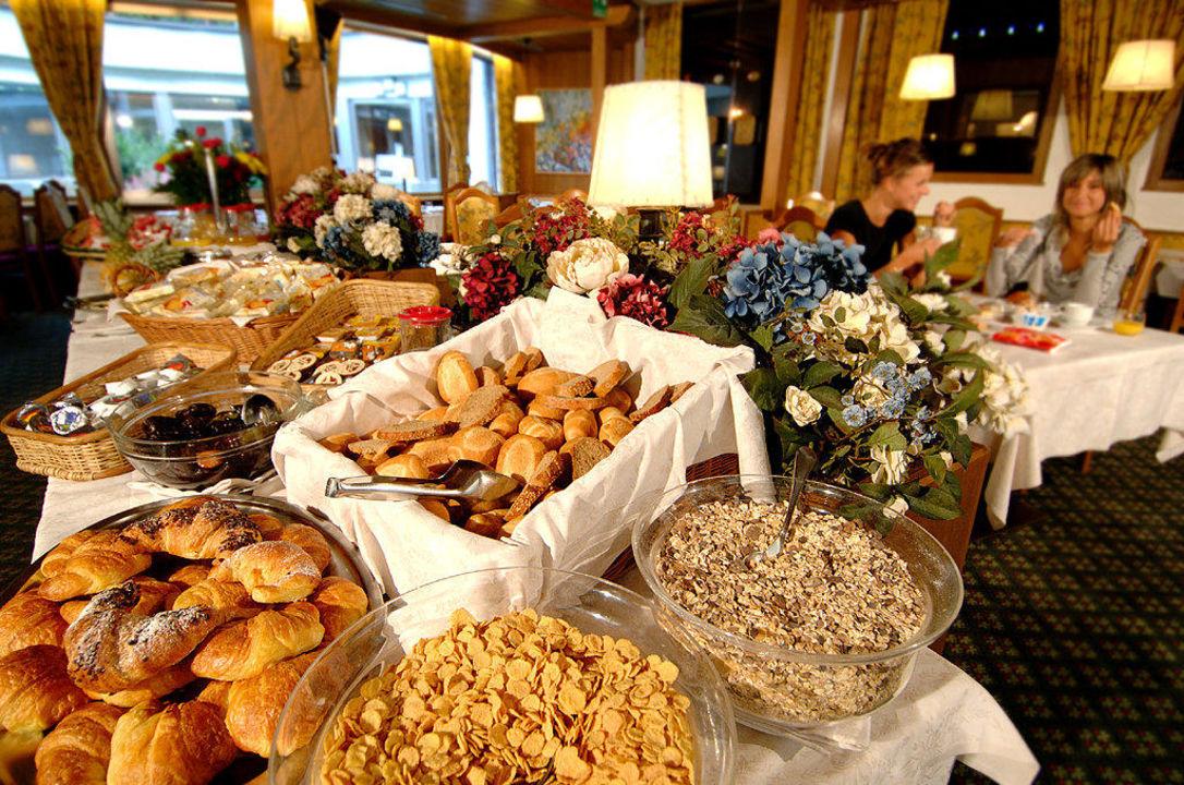 Colazione a buffet Hotel Antares