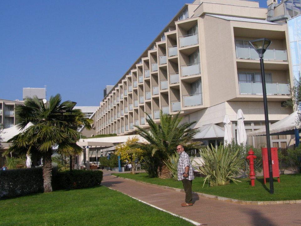 Hotel vom Strand her Aminess Maestral Hotel