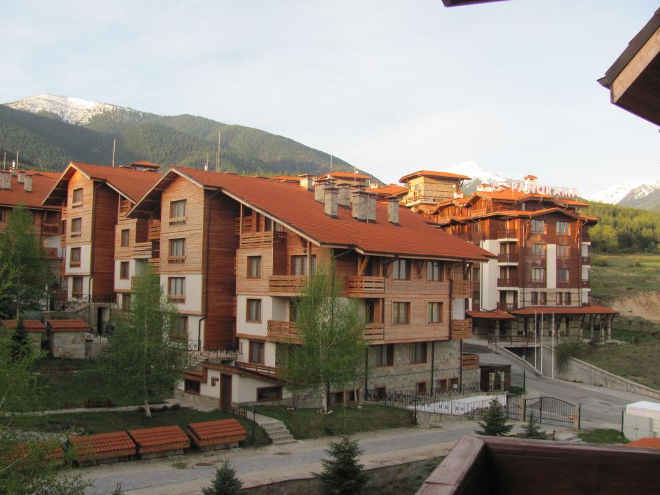 Ausblick St. Ivan Rilski Hotel & Spa