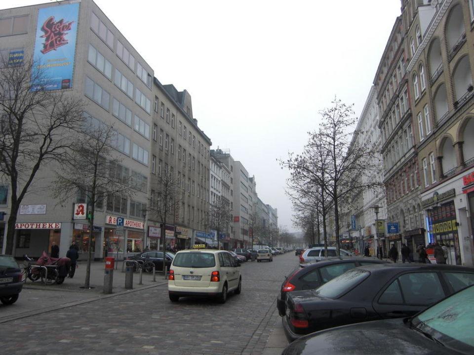 Hotel Hamburg Novum Steindamm