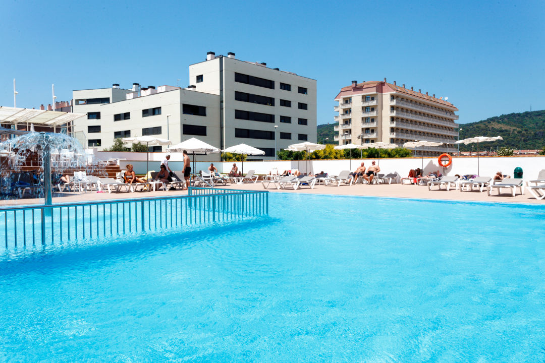 Pool Hotel Sorra Daurada Splash