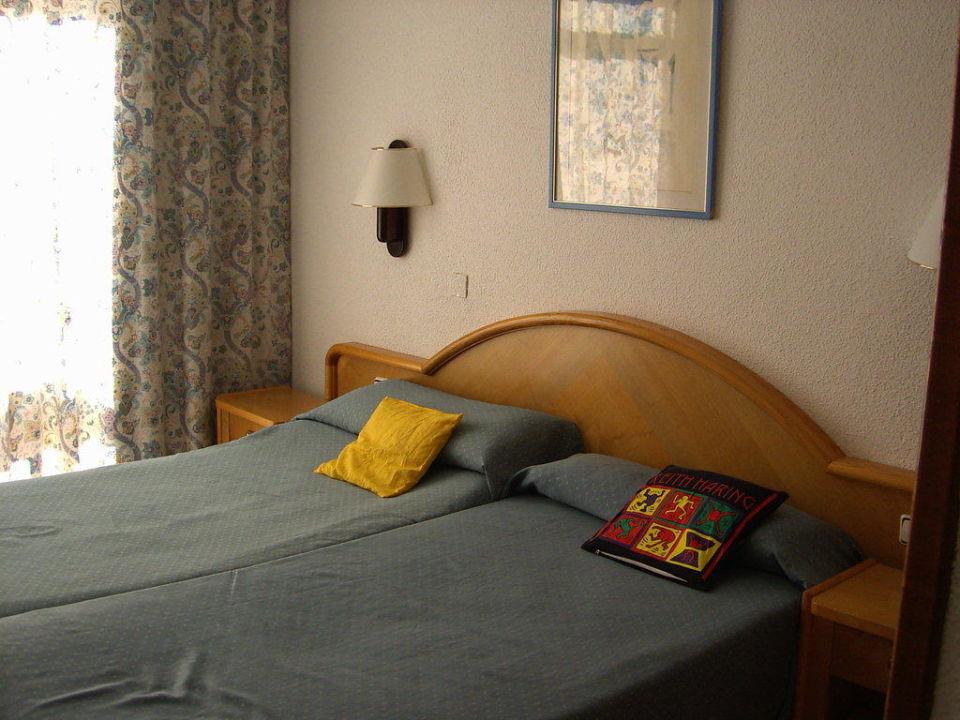Bett Hotel Riu Playa Park