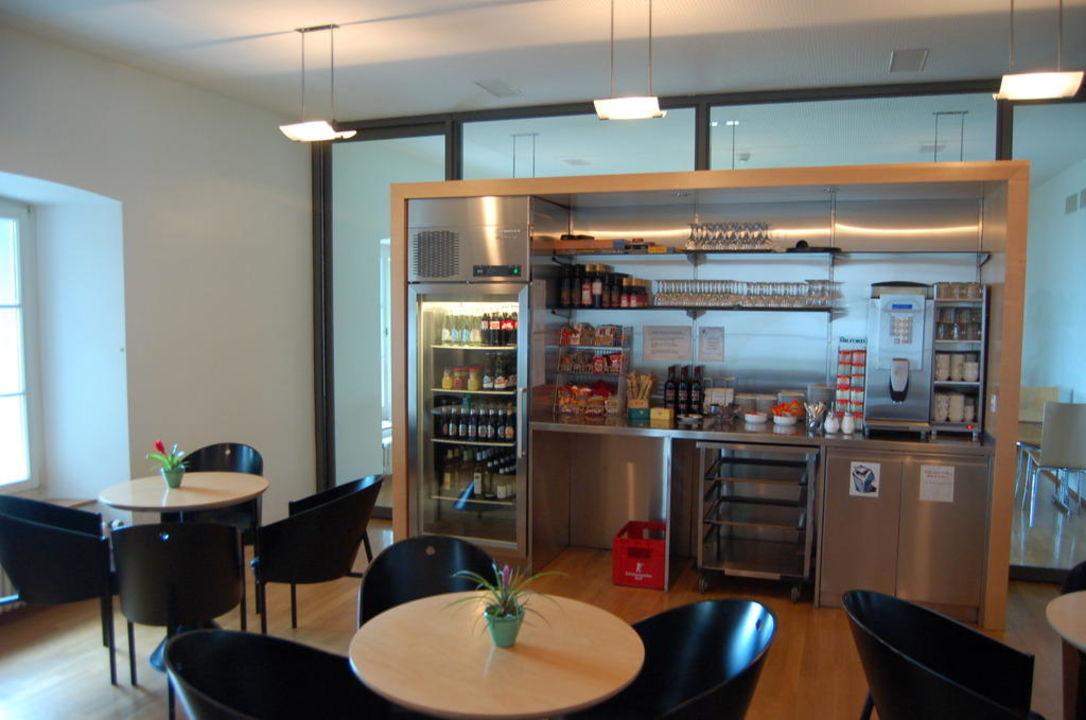 Kiosk - Kaffee Schloss-Hotel Wartensee