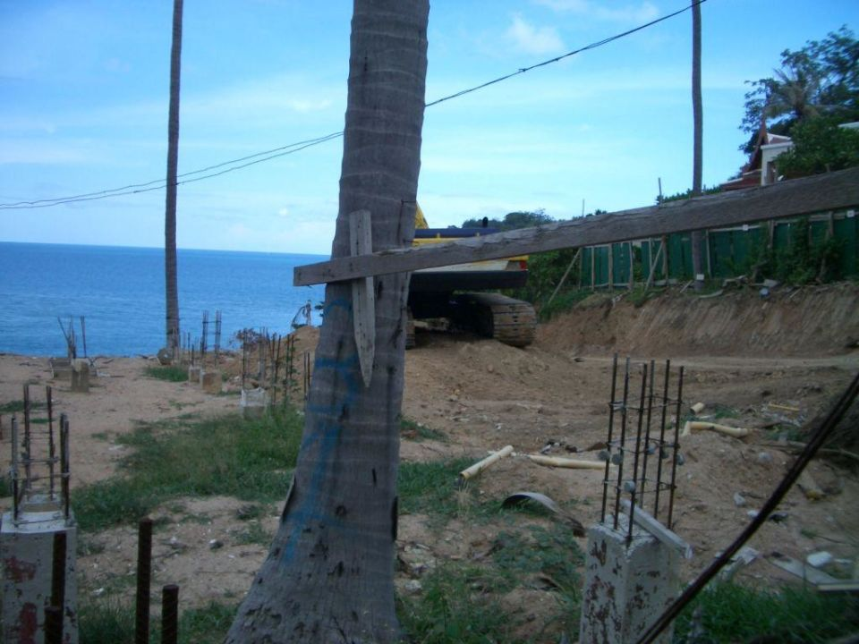 Hotel im Bau Q Signature Samui Beach Resort
