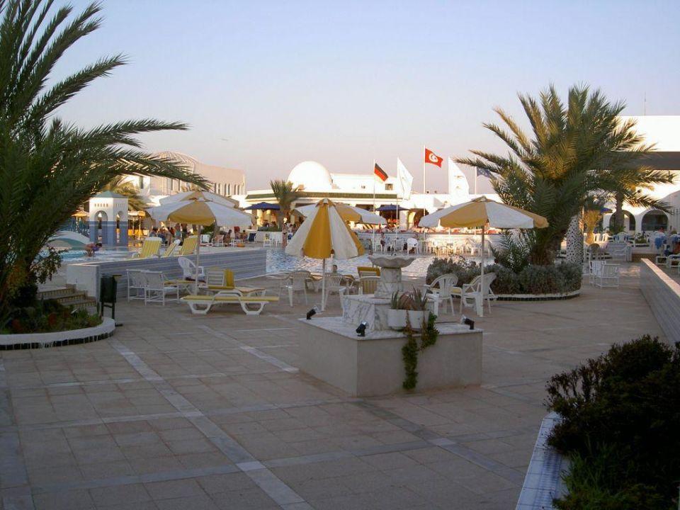 Hotelanlage Hotel Djerba Paradise Resort