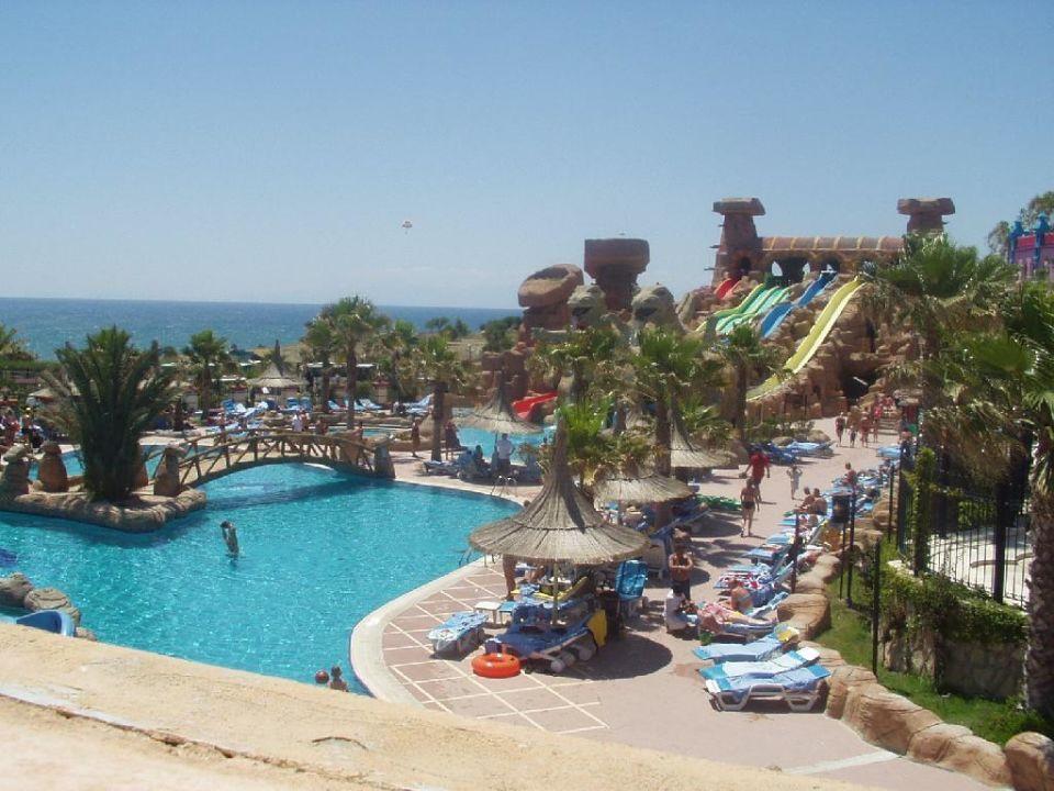 Aquapark lti Kamelya Collection Hotel Selin Resort & SPA