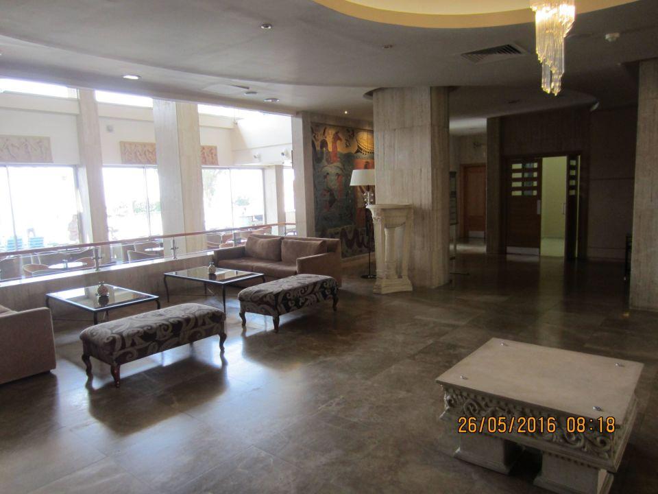 Lobby Hotel Poseidonia Beach