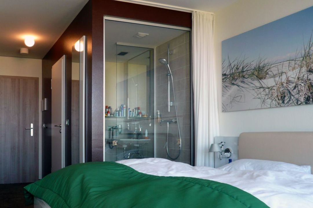Glasdusche  Strandgut Resort