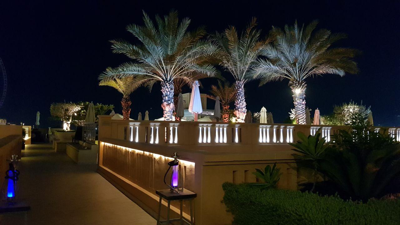 Gartenanlage Sofitel Dubai Jumeirah Beach
