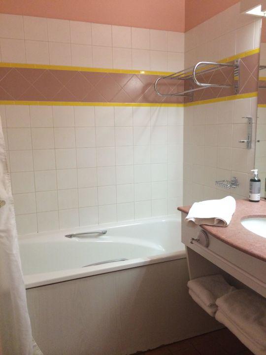 Minibad Mit Unpraktischer Dusche Hotel Agora Hyper Centre