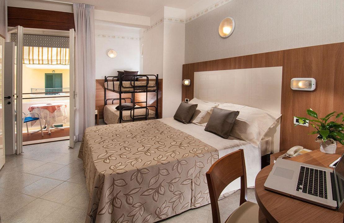 Standard per famiglie Hotel Lina