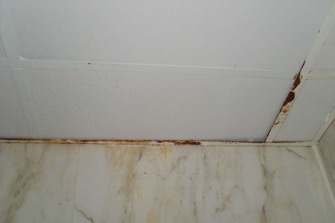 Decke Badezimmer\