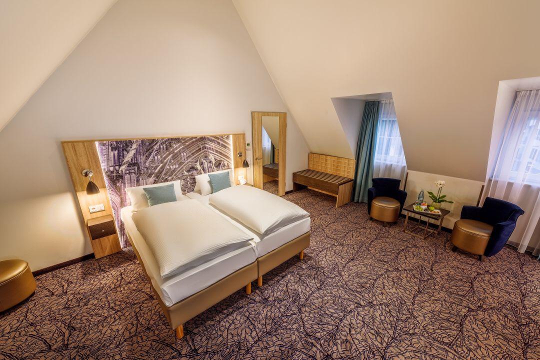 Zimmer CityClass Hotel Residence am Dom