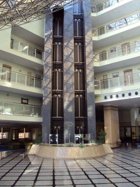 Zachwycające wnętrze hotelu Hotel Holiday Park Resort