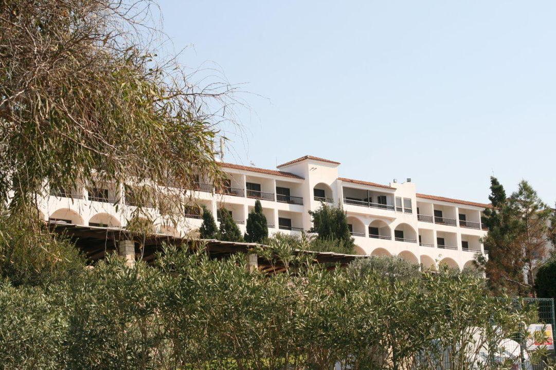 Blick vom Strand - Garten Hotel Coral Beach Resort