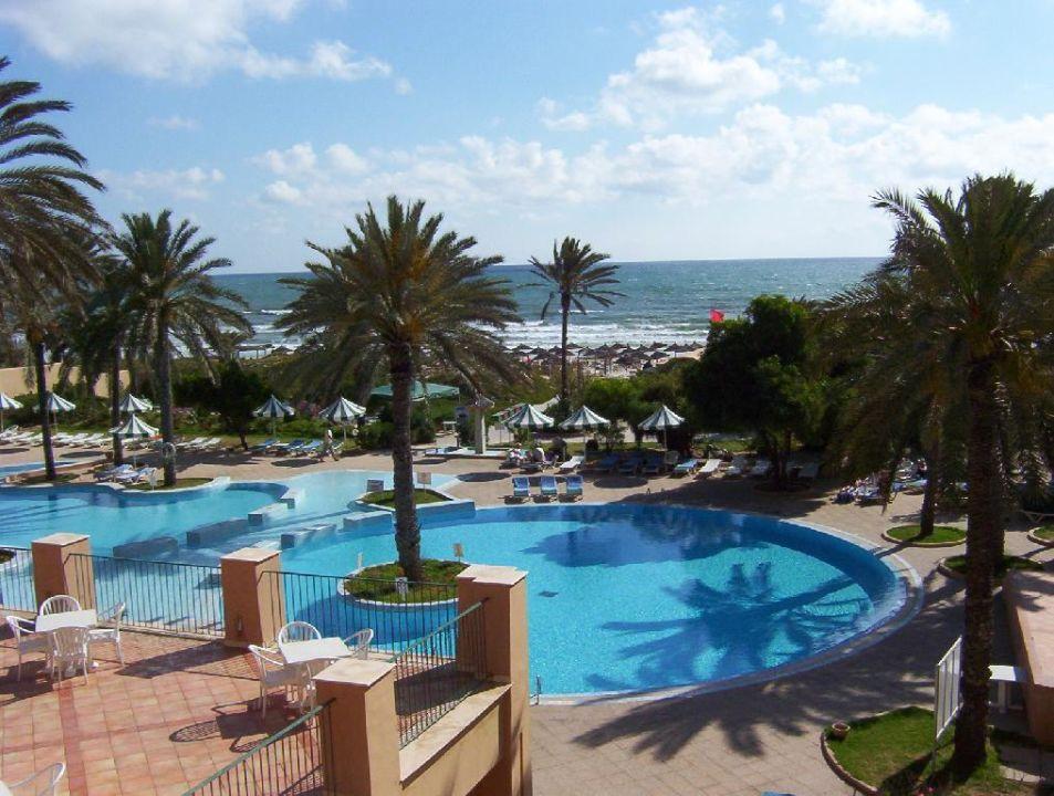 Meerblick Vendome El Ksar Resort & Thalasso