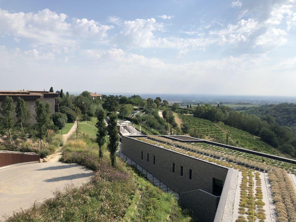 Ausblick Palazzo Varignana Resort & Spa