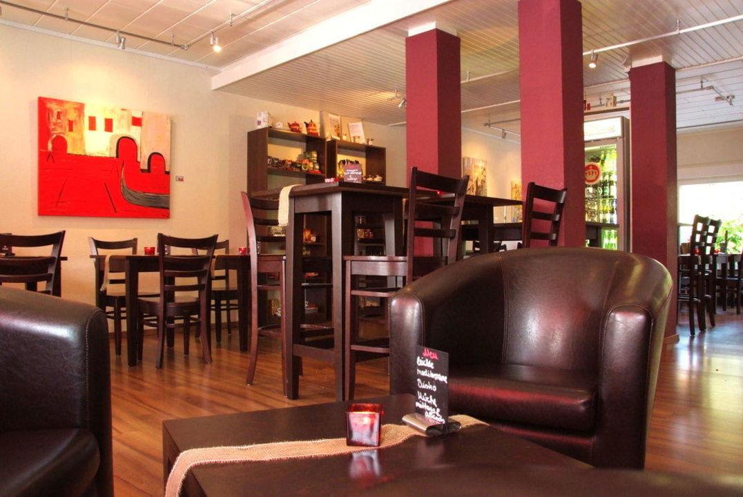 Café Kaffeeklatsch Hotel Art Inn Dinslaken