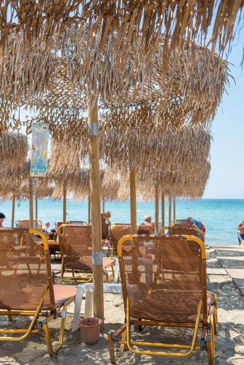 Strand Georgalas Sun Beach Hotel