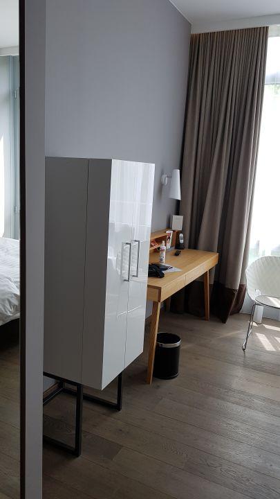 Zimmer Steigenberger Hotel München