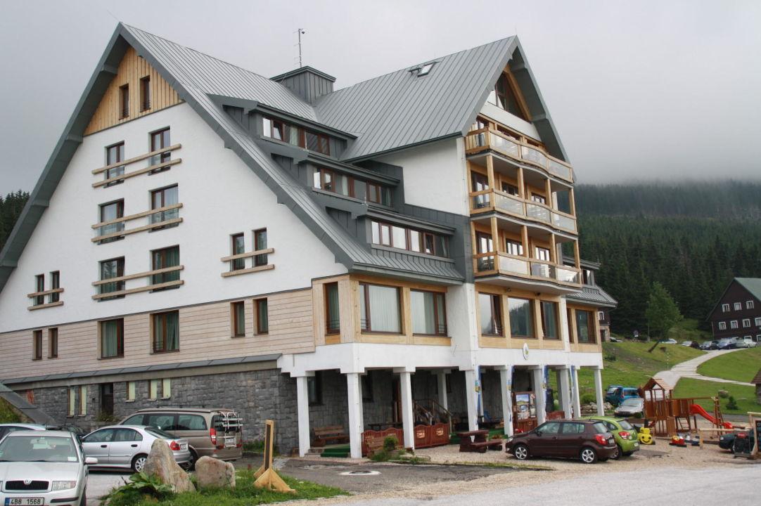 Die Erlenbachbaude Resort Sv. František - Josefova Bouda