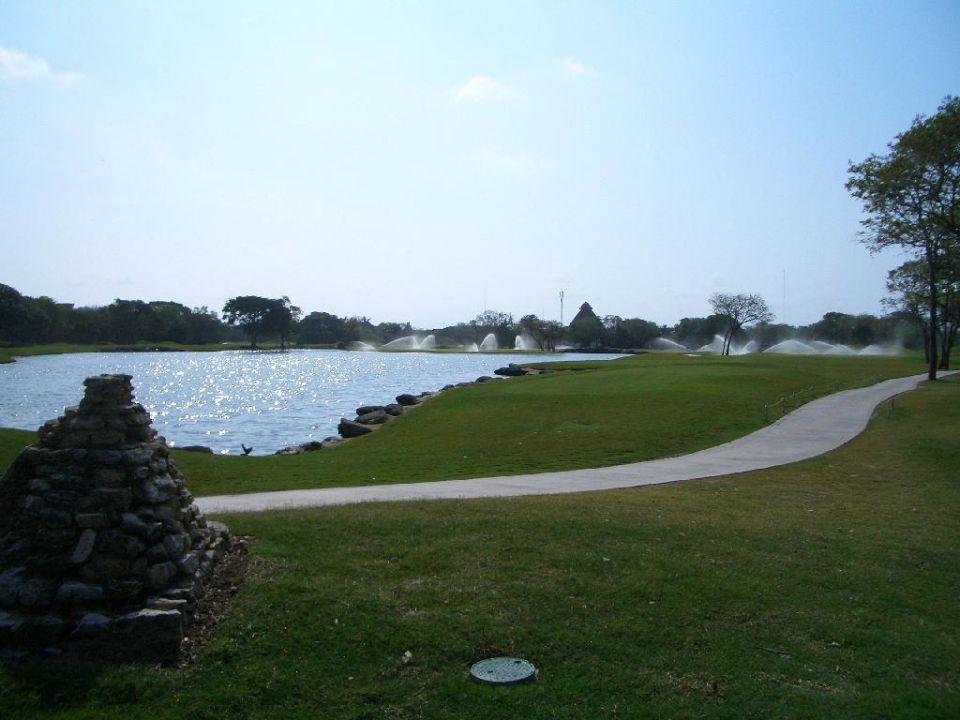 RIU Lupita - Golfplatz Playa del Carmen Hotel Riu Lupita