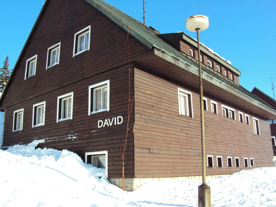 Dependance David Resort Sv. František - Erlebachova Bouda