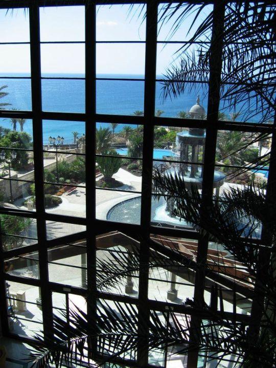 Ausblick von der Lobby R2 Rio Calma