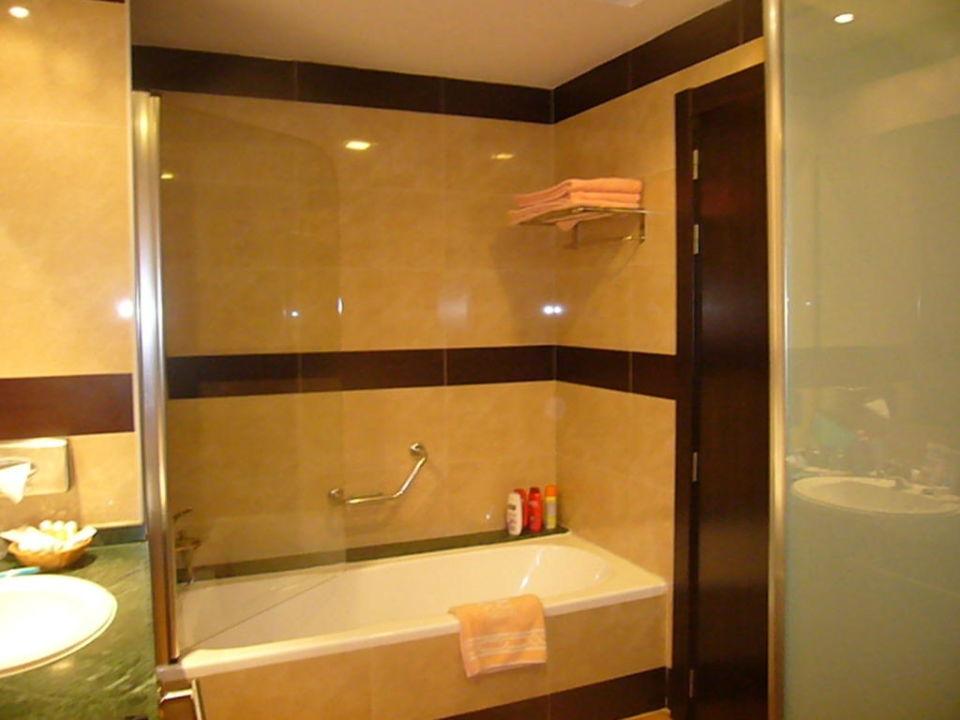 Badezimmer Zimbali Playa Spa Hotel