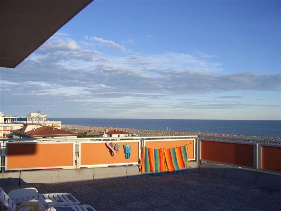 Balkon Dachterrasse Hotel Royal Bibione Holidaycheck Venetien