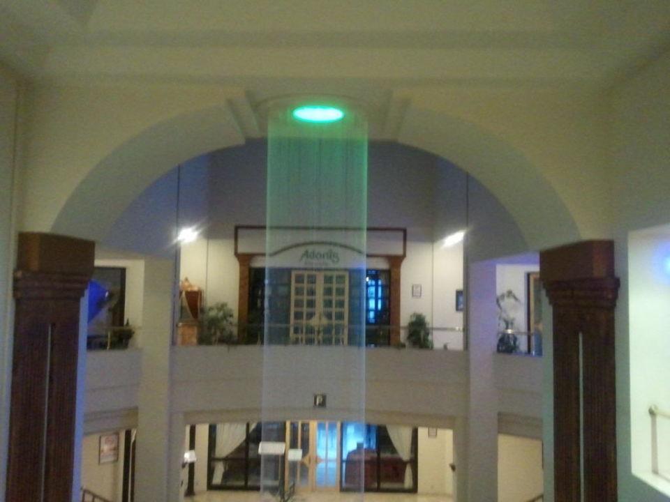 Herzstück des Hotels Hotel Adonis