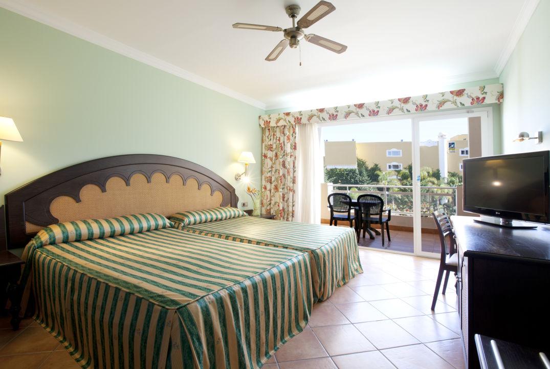 Zimmer Zimbali Playa Spa Hotel