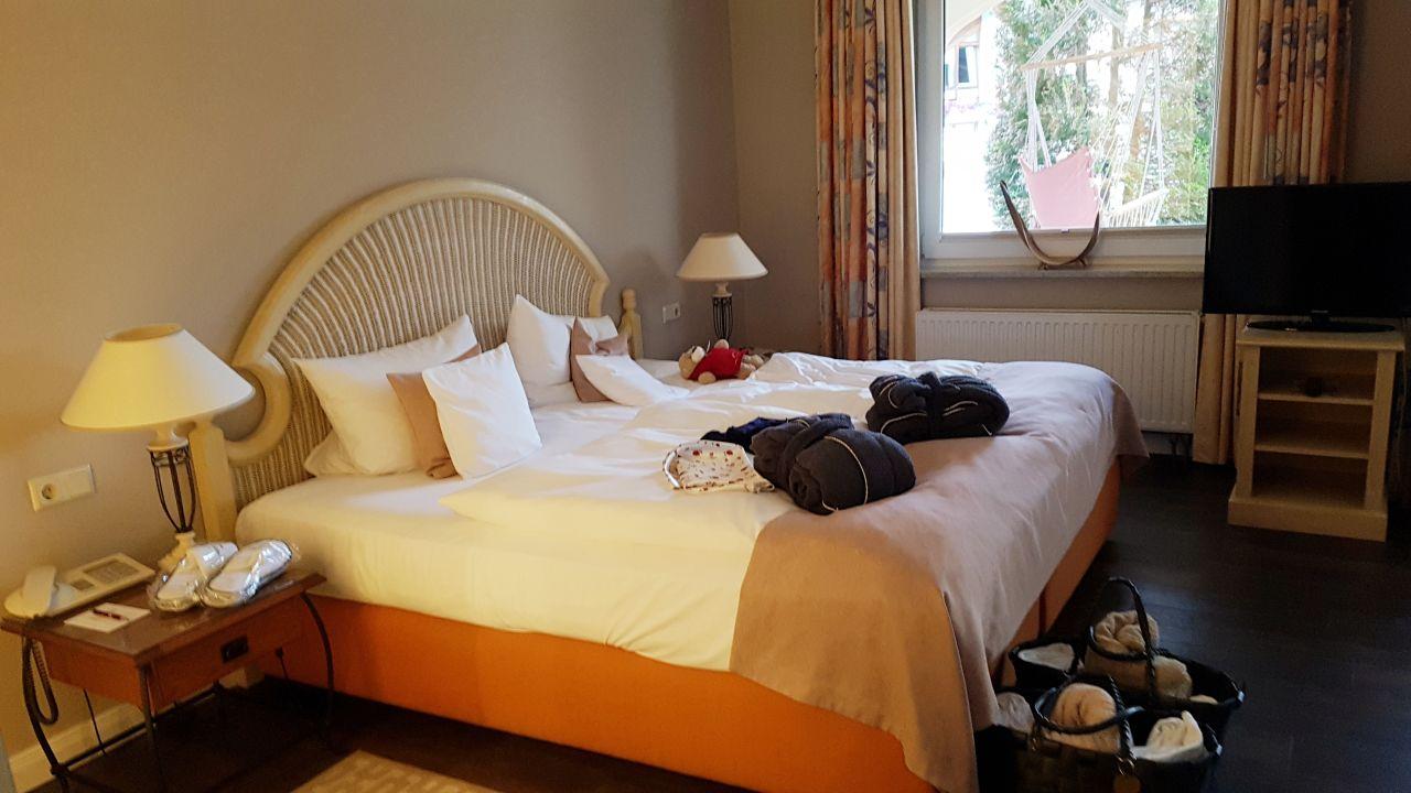 Zimmer Romantischer Winkel RoLigio® & Wellness Resort