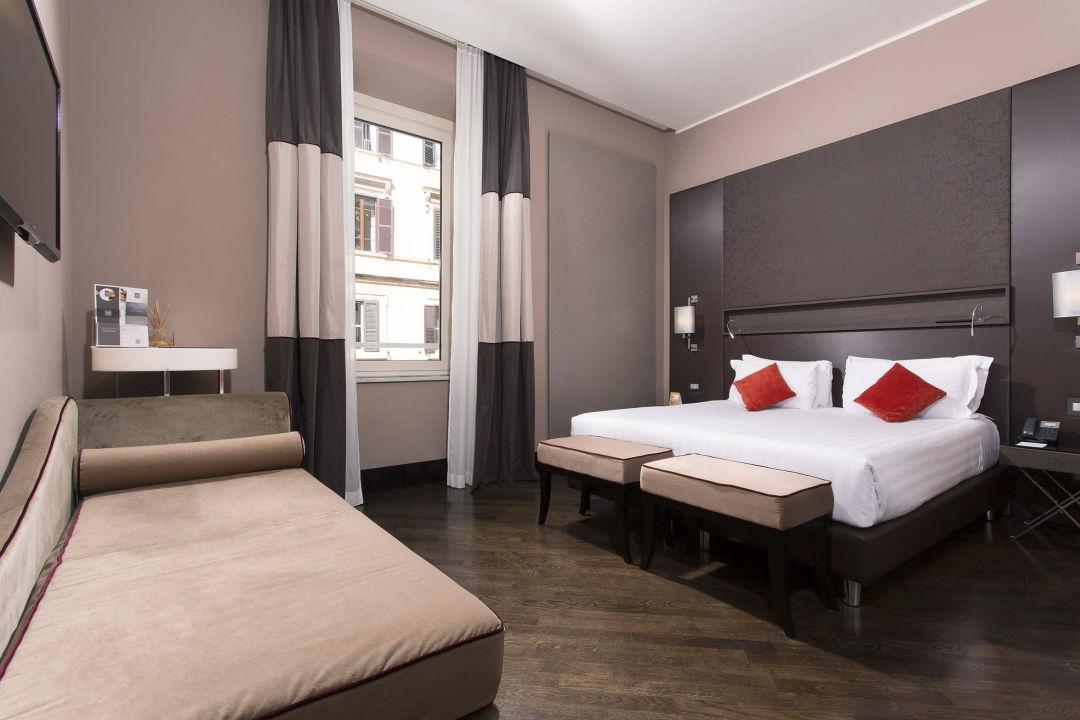 Executive Rome Times Hotel