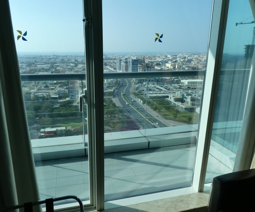 Ausblick Four Points by Sheraton Sheikh Zayed Road