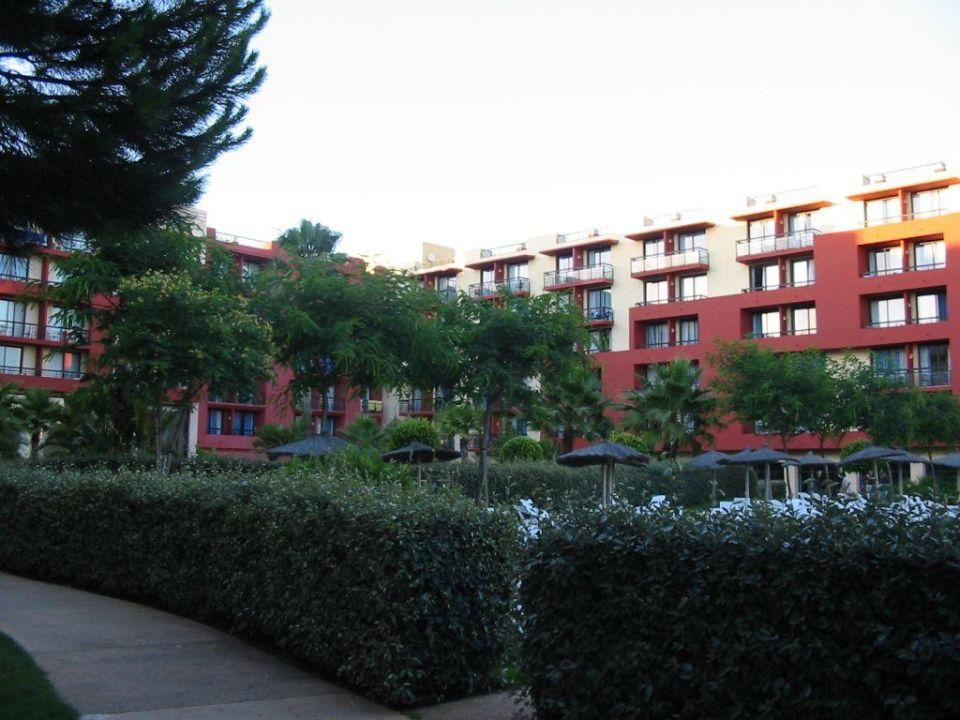 Ostflügel des Hotels TUI FAMILY LIFE Islantilla